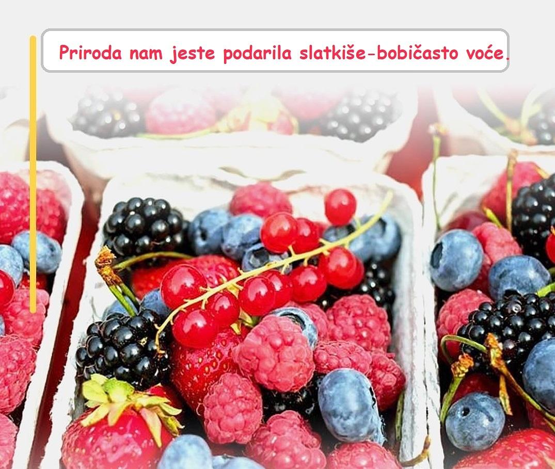 Bobičavo voće-saveti nutricioniste