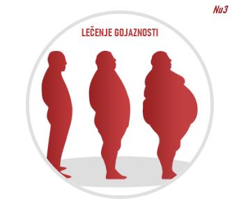 Lečenje gojaznosti (piramida lečenja gojaznosti)